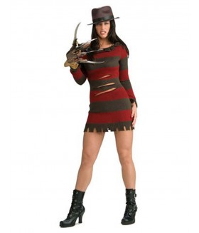 Miss Kruegger  - costumatie Halloween