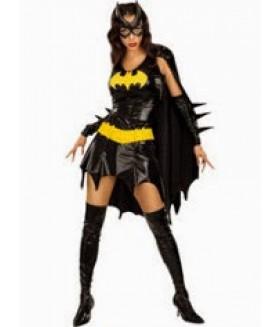 Batgirl adulti S-M, XS-S