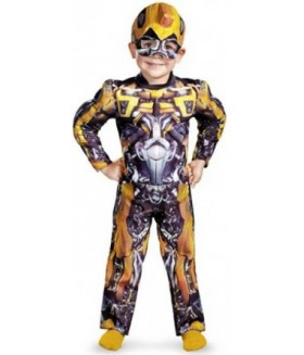 Costum Transformers, 3-4 ani