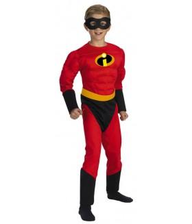 Costum Incredibilul 6-8 ani