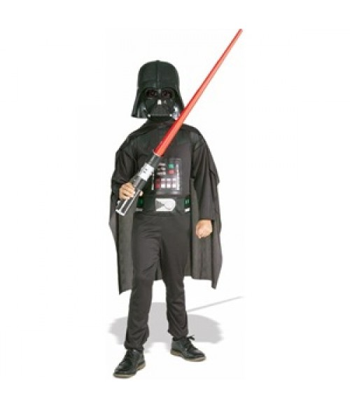 Costum Darth Vader - Star Wars, 6-8 ani