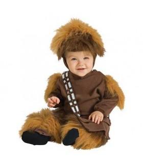 Costum Star Wars, Chewbacca, 0-9 luni