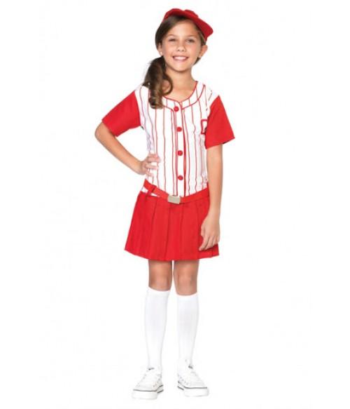 "Costumatie Lil""Miss Slugger"