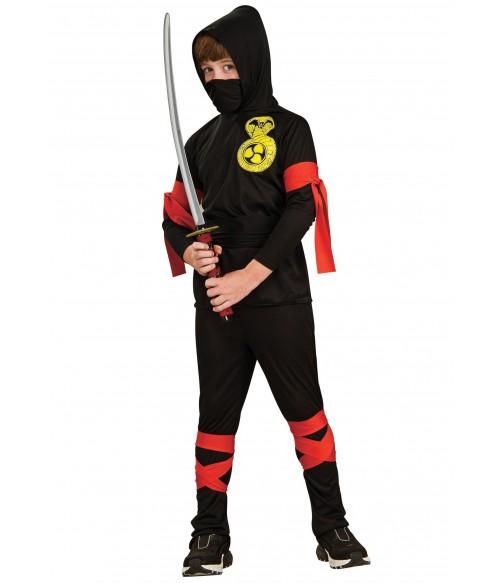 Ninja 4-6 ani