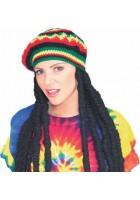 Caciula Bob Marley cu suvite - reggie style