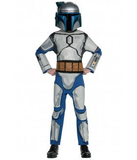 Costum Star Wars - Jango Fett, 8-10 ani