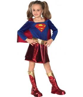 Rochie Supergirl, 3-4 ani