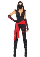 Costum Women Ninja