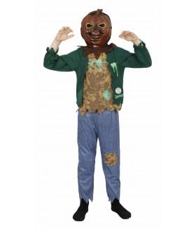 Costum dovleac Halloween - NOU