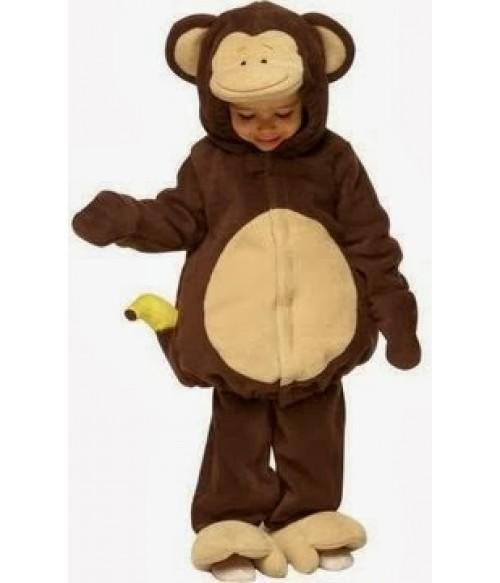 Costum maimuta, 1-2 ani