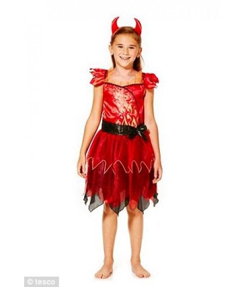 Diavolita Halloween NOU