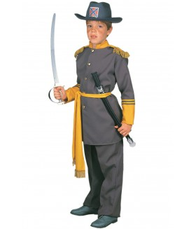 Costum General/ Ofiter, 8-10 ani