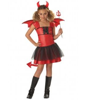 Costum Halloween - diavolita