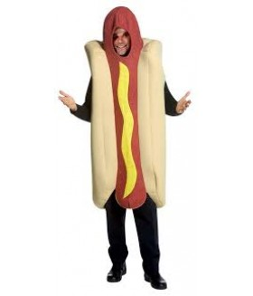 Costum Hot dog adulti