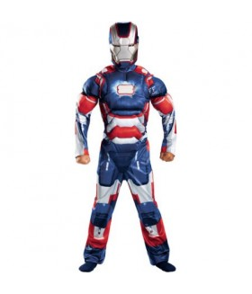 Costum Iron Man 3