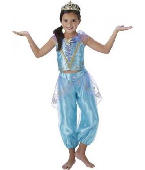 Costum printesa Jasmine NOU, 3-4 ani