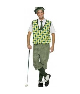 Costum jucator de golf