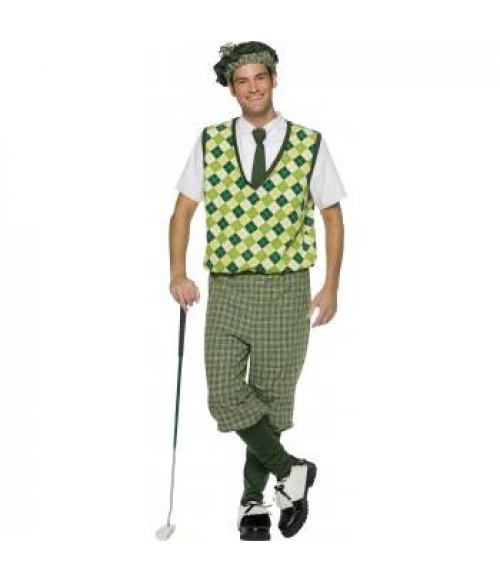 Costum jucator de golf