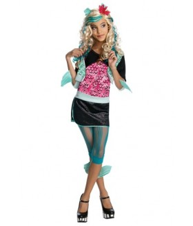 Costum Monster High Blue Lagoon, 8-10 ani