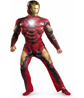 IRON MAN, 7-8 ani