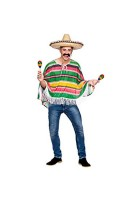 Costum Halloween, Mexican, XL