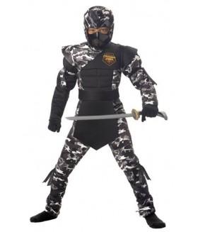 Ninja Comando, 6-8 ani