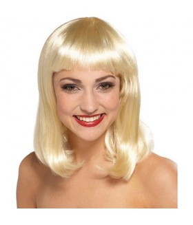 Peruca blond Peggy Sue