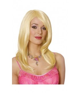 Peruca blonda Sharon Wig