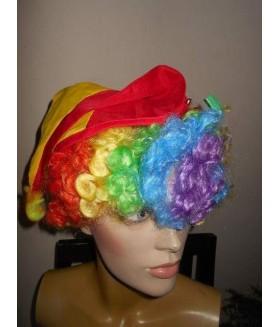 Peruca clown