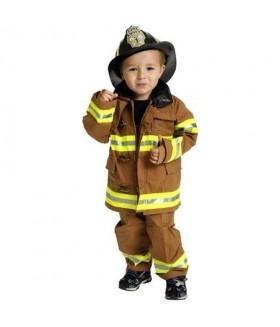 Costum pompier, 3-6 ani