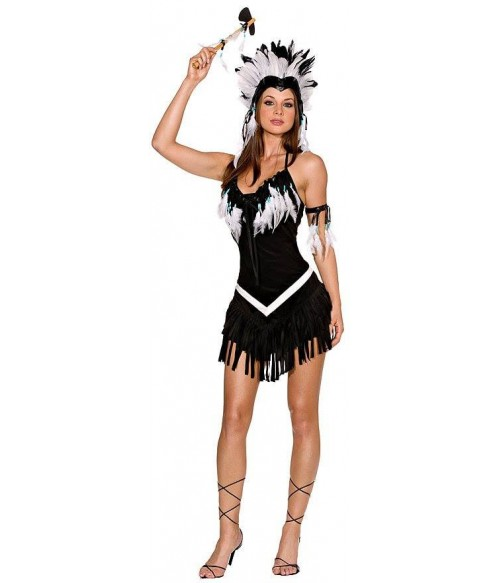 Costum printesa tribala