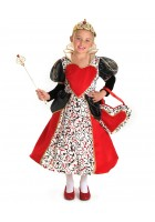 Costum Queen of Hearts