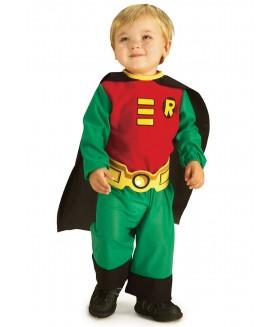 Costum Robin, 1-2 ani