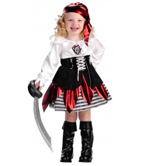 Costume Halloween, carnaval, Piratesa 7-8 ani