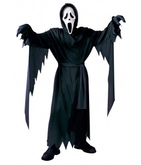 Costum Halloween, Scream, 8-10 ani