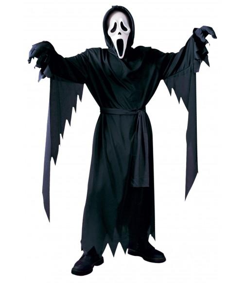 Costum Halloween, Scream, 8-10 ani