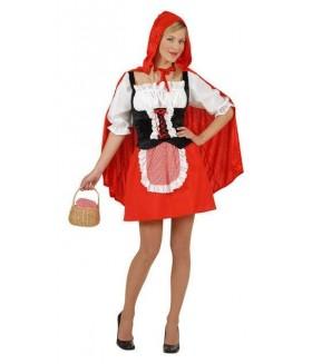 Costume carnaval adulti- Scufita Rosie