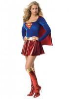 Costum Supergirl