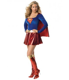 Costum Supergirl