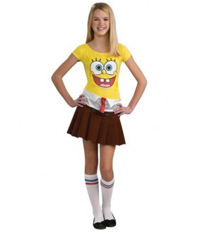 Costum Sponge Babe