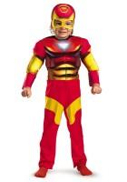 Iron Man bebelusi