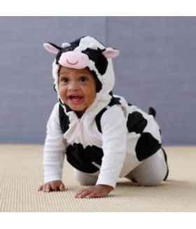 Costum vacuta Carter's 6-9 luni